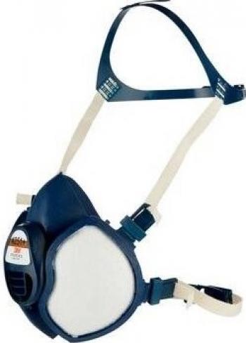 Semi-masca de protectie cu filtre incorporate FFA1P2 R D 3M and trade 4251 Articole protectia muncii