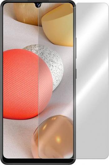 Folie de protectie Tempered Glass 2 5 D 9H Full Glue Samsung Galaxy A12 G-Tech Clear Folii Protectie