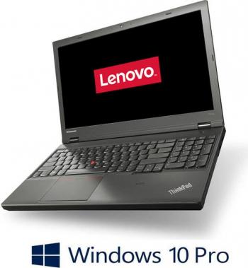 Lenovo ThinkPad T540p i7-4710MQ Full HD Webcam Win 10 Pro