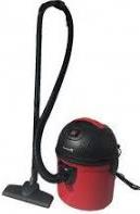 Aspirator cu aspiratie umeda si uscata Hausberg 1200 W Capacitate mare 15 L Rosu/Negru