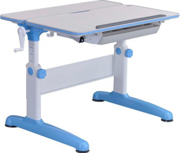 Birou pentru copii ergonomic si reglabil SingBee SBS-601-BL