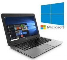 Laptop HP EliteBook 820 G1 Refurbished Core i5-4210U 8GB SSD 128GB + Windows 10 Home Laptopuri Renew  Refurbished