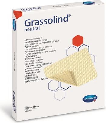 Pansament Grassolind - 7 5x10 cm-10 buc/pachet Dispozitive monitorizare medicala