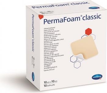 Pansament PermaFoam Classic - Classic 6 cm round P10 C6
