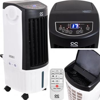 Aparat de Aer Conditionat Clima Mobila Portabila Cronos Frosty 4in1 cu Functie de Racire Umidificare Purificare Ionizare afisaj LED 3