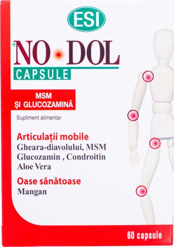ESI No-Dol 60 cps Vitamine si Suplimente nutritive