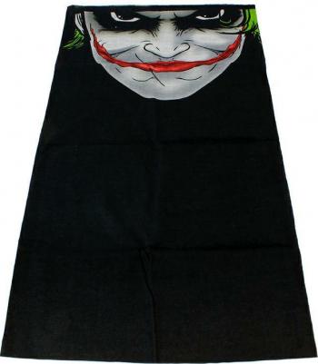 Masca de protectie vant pentru gat si fata model Joker din neopren 50 cm x 26 cm Echipamente sportive si seturi