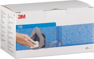 Set 40 servetele pentru dezinfectare masti reutilizabile - 3M-105 Articole curatenie si igiena