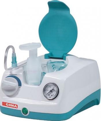 Aparat aerosoli GIMA CORSIA PROFESIONAL 16 l/min 2 5 Bar Aparate medicale