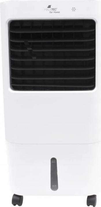 Aparat de Racire Aer Clima Mobil Portabil 3-in-1 cu Functie de Umidificator Purificator Timer Conditionat si Telecomanda 15 L 65W alb Ventilatoare