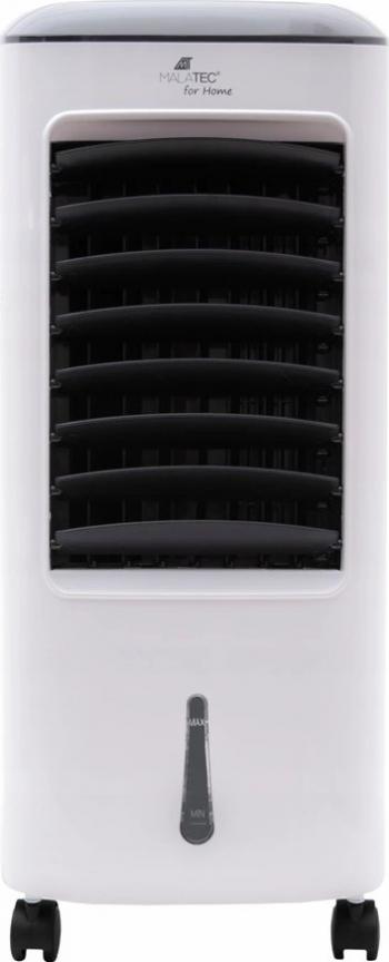 Aparat de Racire Aer Clima Mobil Portabil 3-in-1 cu Functie de Umidificator Purificator Timer Conditionat si Telecomanda 7 L 65W alb Ventilatoare