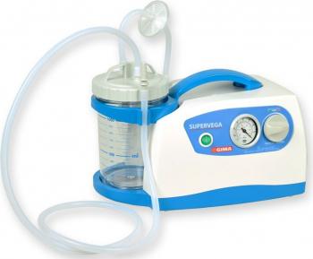 Aspirator chirurgical Gima Super Vega 40 l/min Aparate medicale