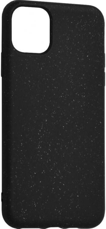 Carcasa biodegradabila Forcell Bio iPhone 11 Pro Max Black Huse Telefoane