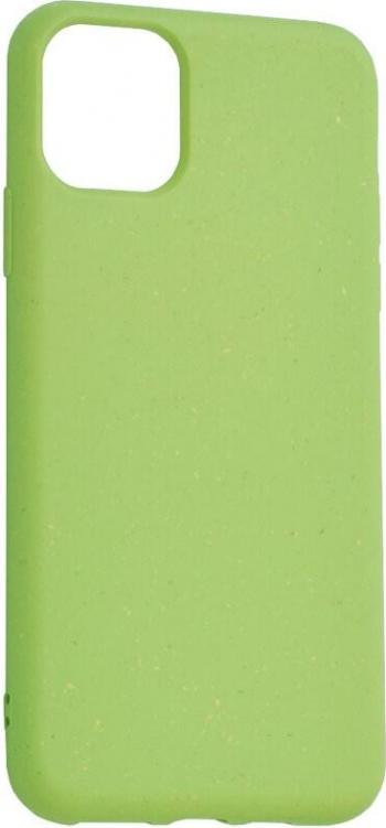 Carcasa biodegradabila Forcell Bio iPhone 11 Pro Max Green Huse Telefoane