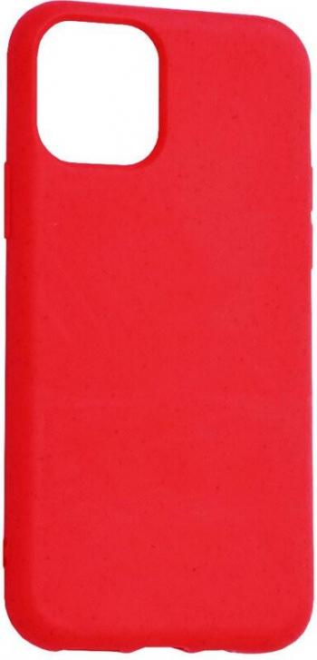 Carcasa biodegradabila Forcell Bio iPhone 11 Pro Red Huse Telefoane
