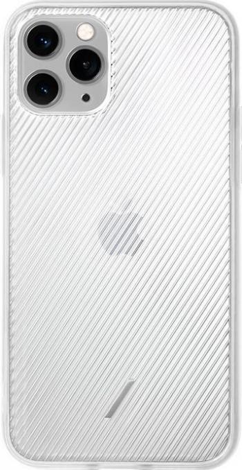 Carcasa Native Union Clic View iPhone 11 Pro Frost Huse Telefoane