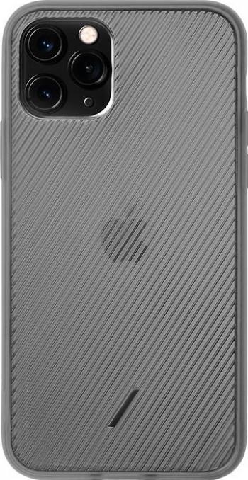 Carcasa Native Union Clic View iPhone 11 Pro Max Smoke Huse Telefoane