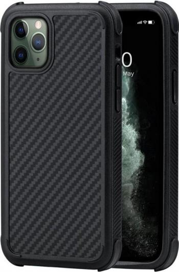 Carcasa PITAKA MagEZ Pro Aramid iPhone 11 Pro Max Black Huse Telefoane