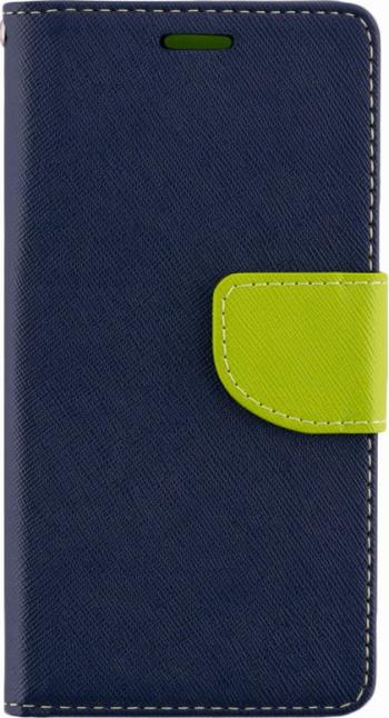Husa Flip Carte Fancy Book Huawei Mate 20 Pro Albastru Huse Telefoane