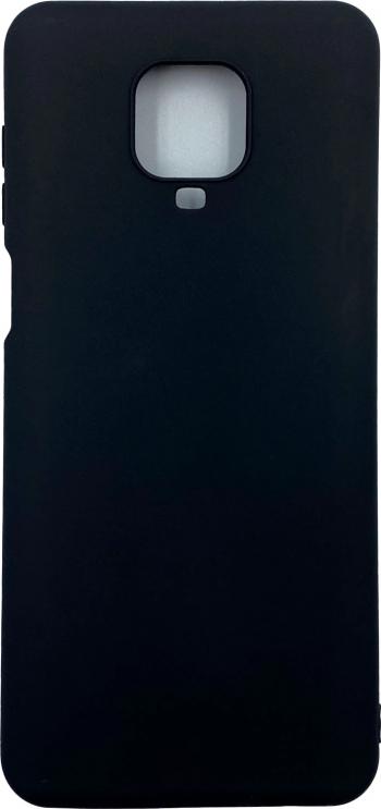 Husa TPU Silicon Xiaomi Redmi Note 9 Pro Negru Brand Mobile Tuning Huse Telefoane