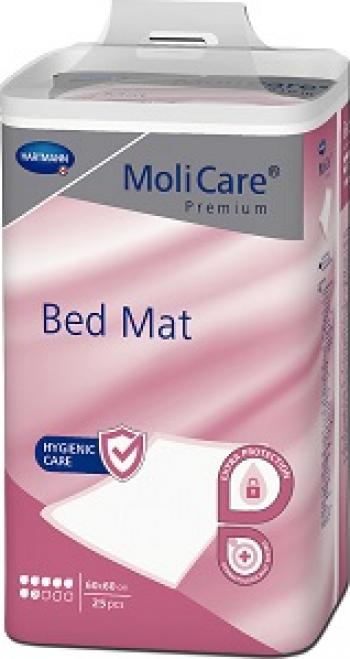 MoliCare Premium Bed Mat - MoliCare Premium Bed Mat 5 picaturi 60x90cm Dispozitive monitorizare medicala