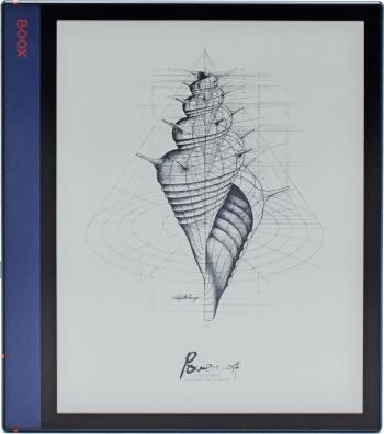 Tableta E-Ink Onyx Boox Note AIR 10.3 227 dpi E-ink Octa-Core 3+32GB Android 10 Albastru eBook Reader