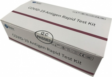 Test rapid COVID-19 Antigen Beier set 5 buc cu 5 solutii individuale