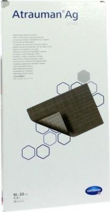 Atrauman cu Argint - 10x20cm-10 buc/pachet