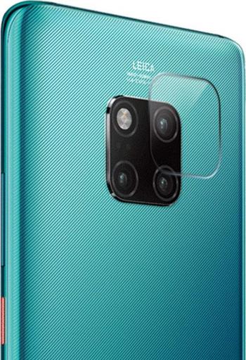 Folie Sticla Nano Glass Pentru Camera Huawei Mate 20 Pro Transparenta Folii Protectie