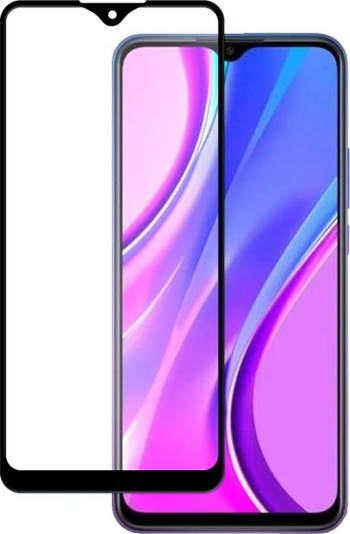 Folie sticla securizata Xiaomi Redmi 9 9D Full Glue Brand Mobile Tuning Folii Protectie