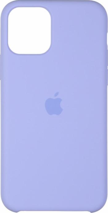 Husa Compatibila Apple iPhone 11 Pro Silicon Microfibra Lavanda Huse Telefoane