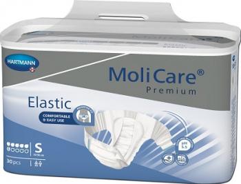 Scutece Molicare Premium Elastic 6 picaturi - MoliCare Premium Elastic 6 pic. S Dispozitive monitorizare medicala