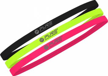 SET 3 Bentite P2I roz galben negru Accesorii fitness
