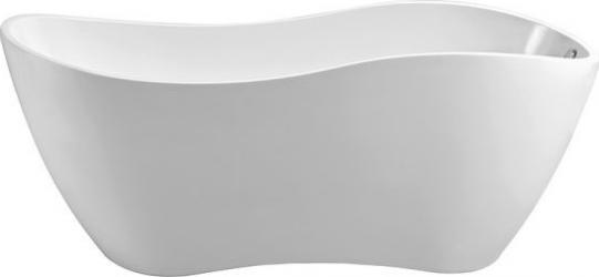 Cada freestanding ovala din acril VENUS 17080 cm Cazi si cabine de dus