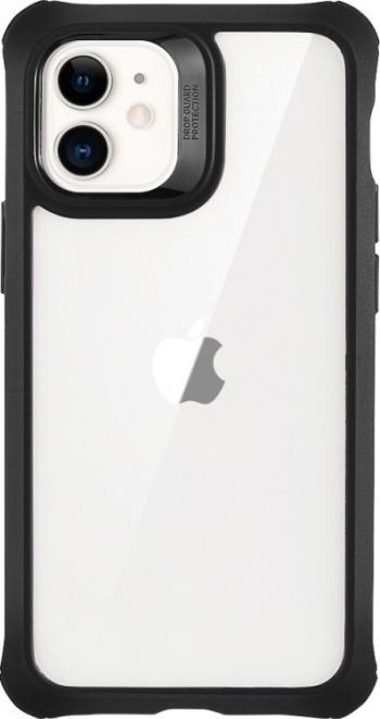 Husa Premium Esr Alliance 360 Compatibila Cu iPhone 12 Mini negru cu 2 Folii Sticla Incluse