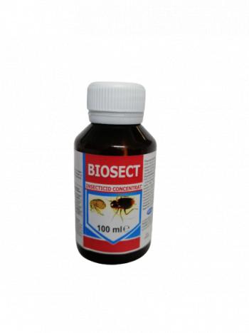 Insecticid Concentrat Biosect 100ML Articole antidaunatori gradina