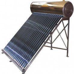 Panou solar apa calda presurizat - integral INOX - 250 L 25 tuburi 58/1800
