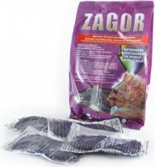 Otrava Raticid soareci si sobolani Zagor pasta 200 g Articole antidaunatori gradina
