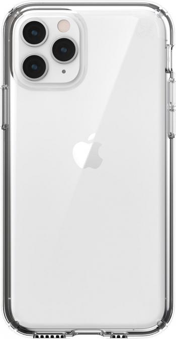 Husa carcasa iPhone 11 Pro Max transparenta antimicrobiana Huse Telefoane