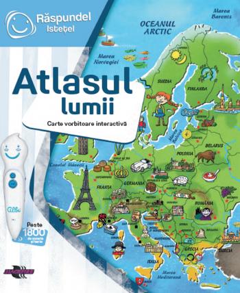 Raspundel Istetel Carte Atlasul Lumii Jucarii