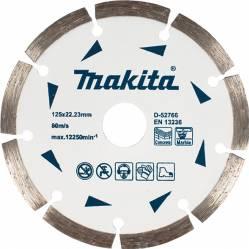 Disc de taiere diamantat Makita 125x7x22.23 mm
