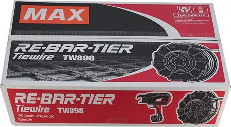 Sarma pentru cleste RB-218/RB-398 MAX TW898 1 bax Piese utilaje de constructii
