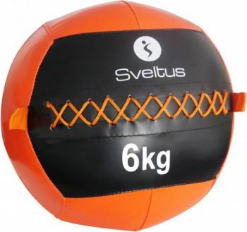 Minge Wall Ball - Sveltus 6kg Accesorii fitness