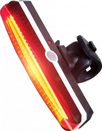 Stop de bicicleta cu LED rosu cu acumulator pt. spate
