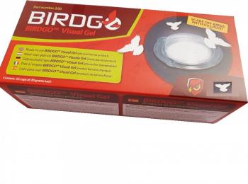 pret preturi Gel Non - Toxic Impotriva Pasarilor - Bird Visual Gel - Pachet 15 Cupe