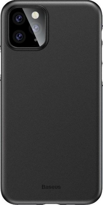 Husa Apple iPhone 11 Pro Baseus Wing Case Negru 5.8 inch Casti telefoane mobile