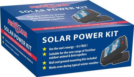 pret preturi Panou Solar pentru Aparatele Sonice si Ultrasonice - Impotriva Pasarilor si Animalelor- SOLAR POWER KIT