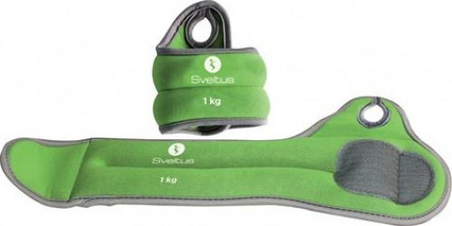 Set greutati incheieturi 2x1kg Sveltus Accesorii fitness