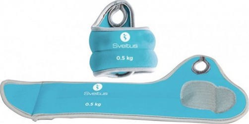 Set greutati incheieturi 2x500g Sveltus Accesorii fitness
