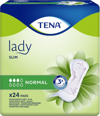 Tena Lady - absorbante pentru incontinenta urinara - Normal 24buc Dispozitive monitorizare medicala